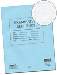 Comet Examination Blue Books